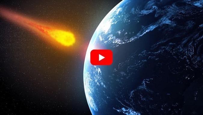 NASA pode realmente prever o IMPACTO de um asteróide no planeta Terra