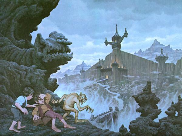Hildebrandt18, Fantasy Scenes 3