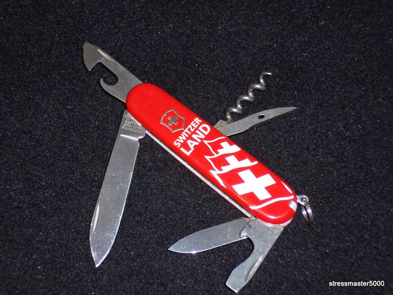 I Love Sak S Victorinox Spartan Swiss Flag Logo