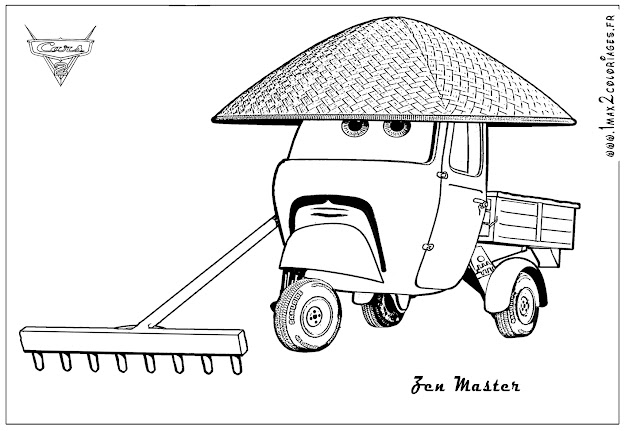 Printable Coloring Sheets Cars  Ideas