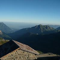 2010-08-22 - 4ème jour du Trek en Suisse