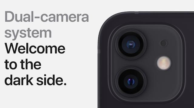 iphone 12 dual camera