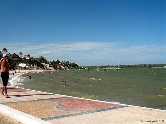 Praia de Banho - Sao José de Ribamar, Maranhao, foto:Ronaldo Giusti