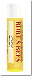 Burts Bees Natural Lip Balm