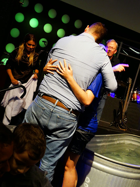 Culto e Batismos 2014-09-28 - DSC06542.JPG
