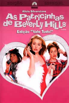 Capa As Patricinhas de Beverly Hills Torrent