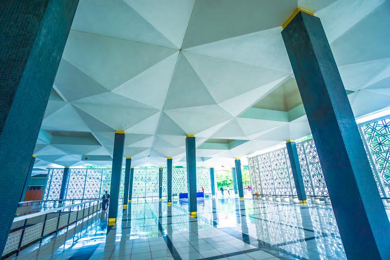 クアラルンプール 国立モスク11