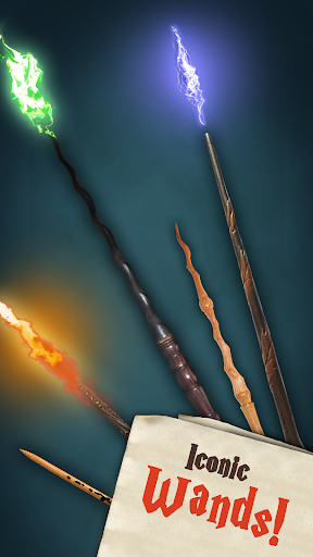 Magic Wands: Wizard Spells screenshot 2