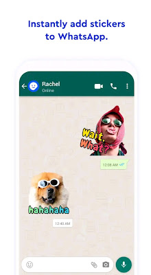 Sticker Maker and Video Status for WhatsApp TSAP - WA Sticker App