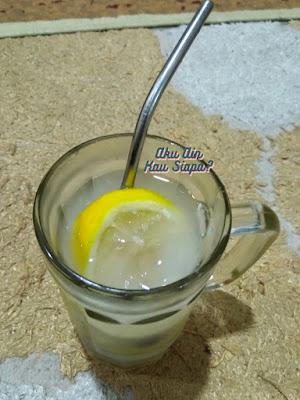 cara buat air lemon asam boi soda akuainkausiapa