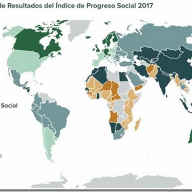 Bolivia sube tres puestos en el Índice de Progreso Social Mundial y Evo destaca el avance
