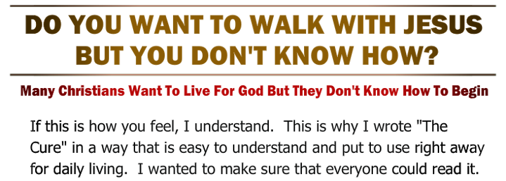 Learn How You Can Begin To Walk With Christ
