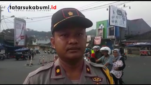 Hari ke-2 Idul Fitri 2019 Arus Lalu-lintas di Sukabumi Landai
