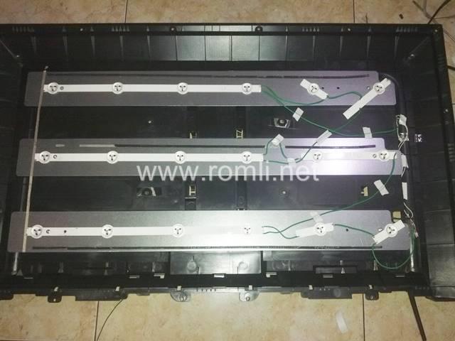 Memasang / Memodifikasi Backlight TV LED
