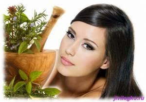 Домашнее лечение выпадения волос