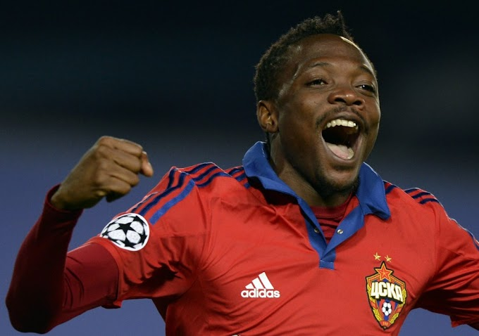 Ahmed Musa rejoins CSKA Moscow
