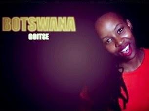 Goitse from Botswana