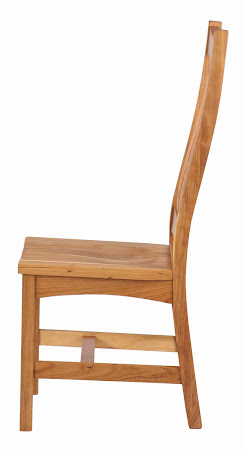 Runic Chairs in Classic Oil & Wax Cherry