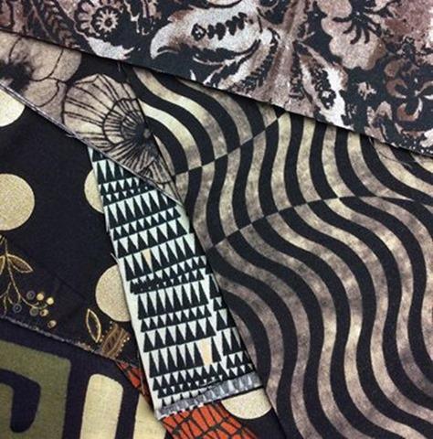 cross cut quilt