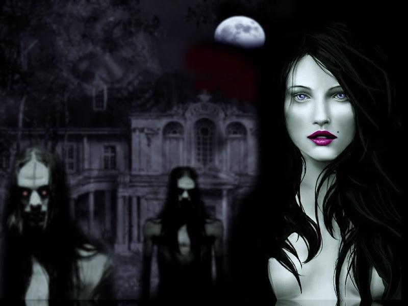 Dark Princess Of Legion, Black Magic