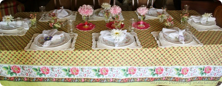 MOTHER'S DAY TABLE 11
