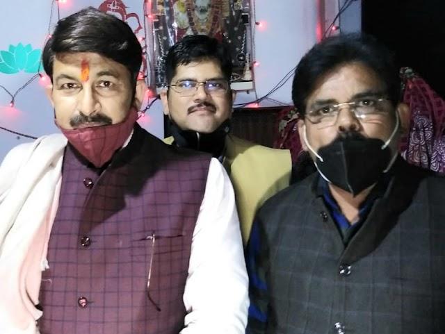 बीजेपी सांसद मनोज तिवारी का राहुल गांधी पर तंज; दुनिया के सबसे कन्फ्यूज नेता हैं राहुल गांधी