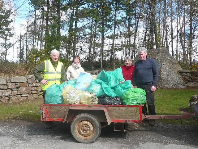 Galtee clean-up