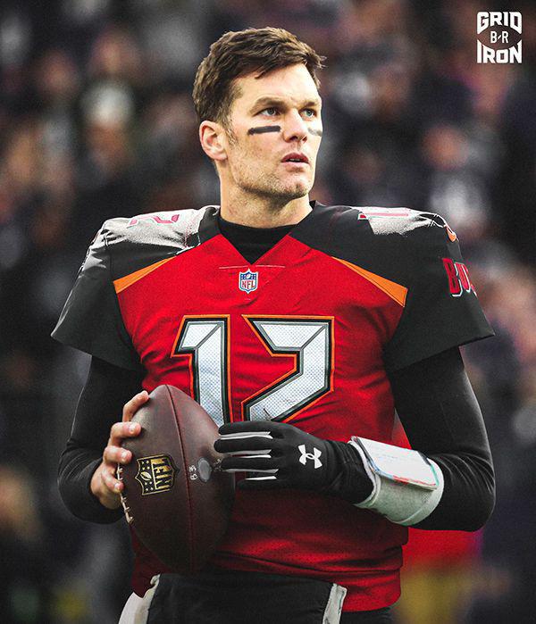 9). Tom Brady — American Football 🏈