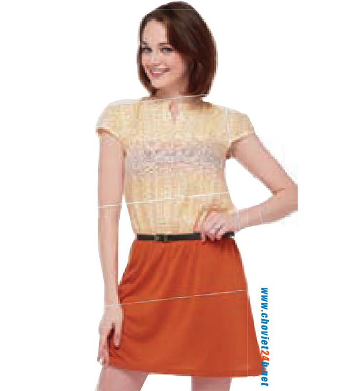 Đầm váy thời trang Sophie Paris Ficaire
