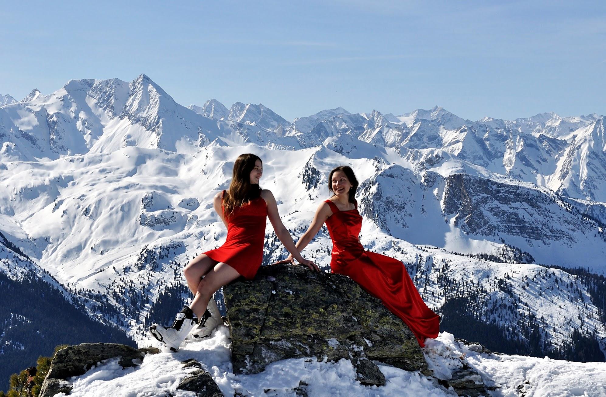 Покатушки в альпах