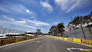 Interlagos circuit mainstraight