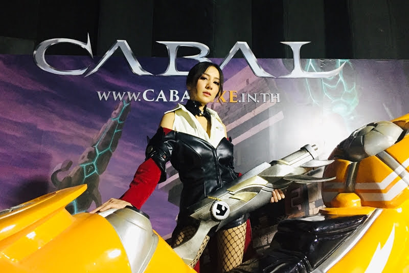 EXTREME GAMES 2019 Cabal