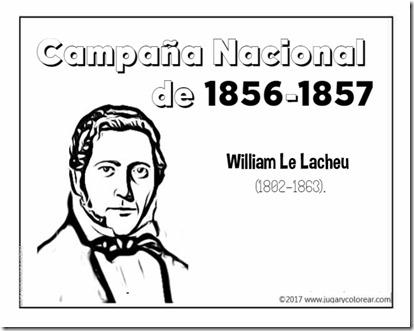 Campaña Nacional  de 1856-1857  navegante