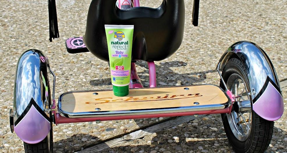 Banana Boat Sunscreen Baby Natural Reflect Lotion #BananaBoatBrand #MC