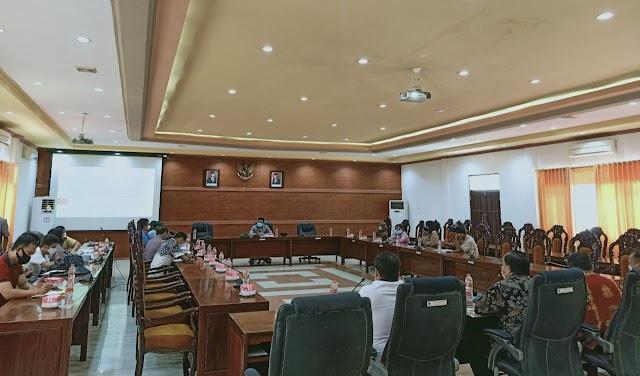 DPRD Kapuas Gelar RDP Hasil Pemilihan BPD Sei Tatas Hilir