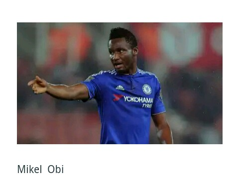 17c449410ca Mikel ever since he joined Chelsea in 2006. To stop the confusion the  midfielder has officially changed his name to… Mikel John Obi. Super Eagles  captain ...