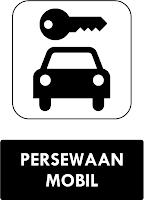 Rambu Tempat Persewaan Mobil