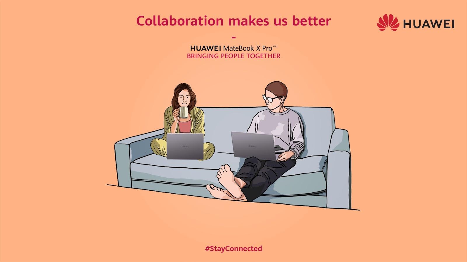 """Huawei เปิดตัว 4 ผลิตภัณฑ์ใหม่ ในกลุ่มแล็ปท็อปและแท็บเล็ตสำหรับ """"Work & Play""""นำโดยสองแล็ปท็อป HUAWEI MateBook X Pro และ HUAWEI MateBook D 14มาพร้อมสองแท็บเล็ต HUAWEI MatePad และ HUAWEI MatePad T 8เริ่มจองได้ตั้งแต่วันนี้ ถึง 12 มิถุนายน!"""