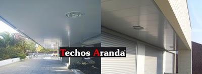 Techos en Santanyí