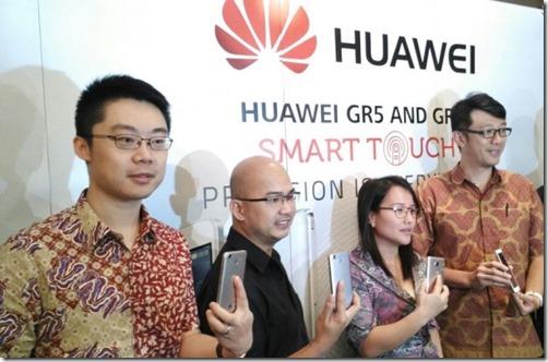 Huawei GR5 dan GR3