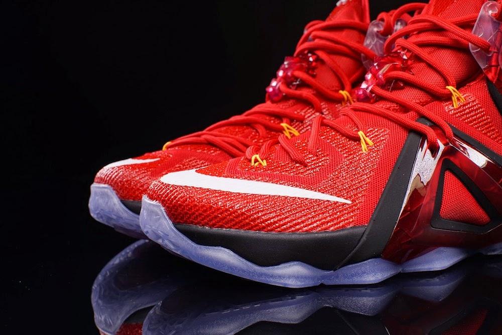 94e343e54db0 ... Available Now Nike LeBron 12 Elite 8220Ignite8221 ...