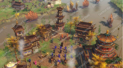 Game PC Moba Age of Empires III Ringan Terbaik