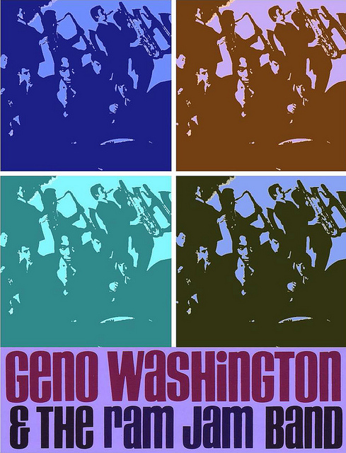 White Trash Soul Geno Washington Amp The Ram Jam Band