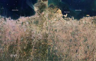 Pemanasan Global Semakin Mengkhawatirkan, NASA: Jakarta Bisa Saja Tenggelam!