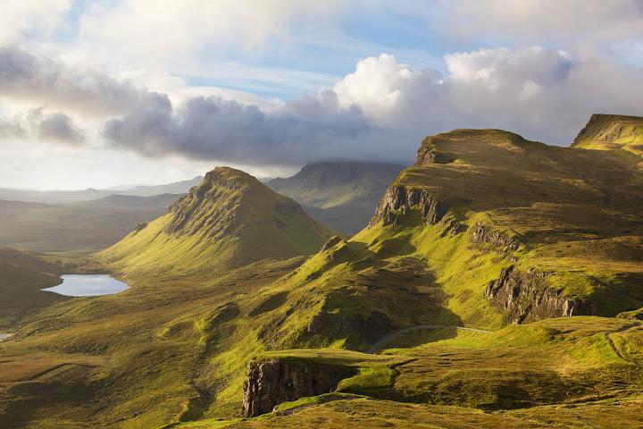 Quiraing, Isla de Skye, Escocia