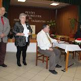 Kispálné dr. Lucza Ilona OPTS elnöke megnyitja a konferenciát