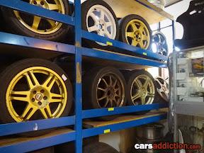 Volk Racing TE37, Ce28, Speedline Wheels