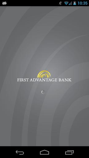 First Advantage Bank Business