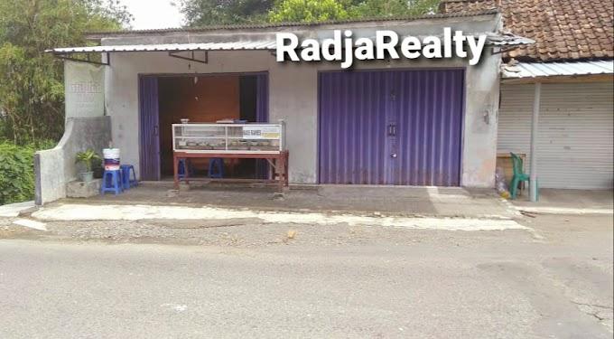 Ruko Ruang Usaha murah strategis tepi jalan utama seputar Rejodani Palagan Km. 9,5