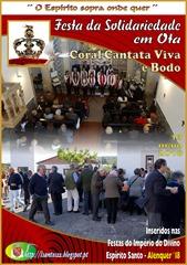 Festa Solidariedade Ota- 2018 -Coral e Bodo